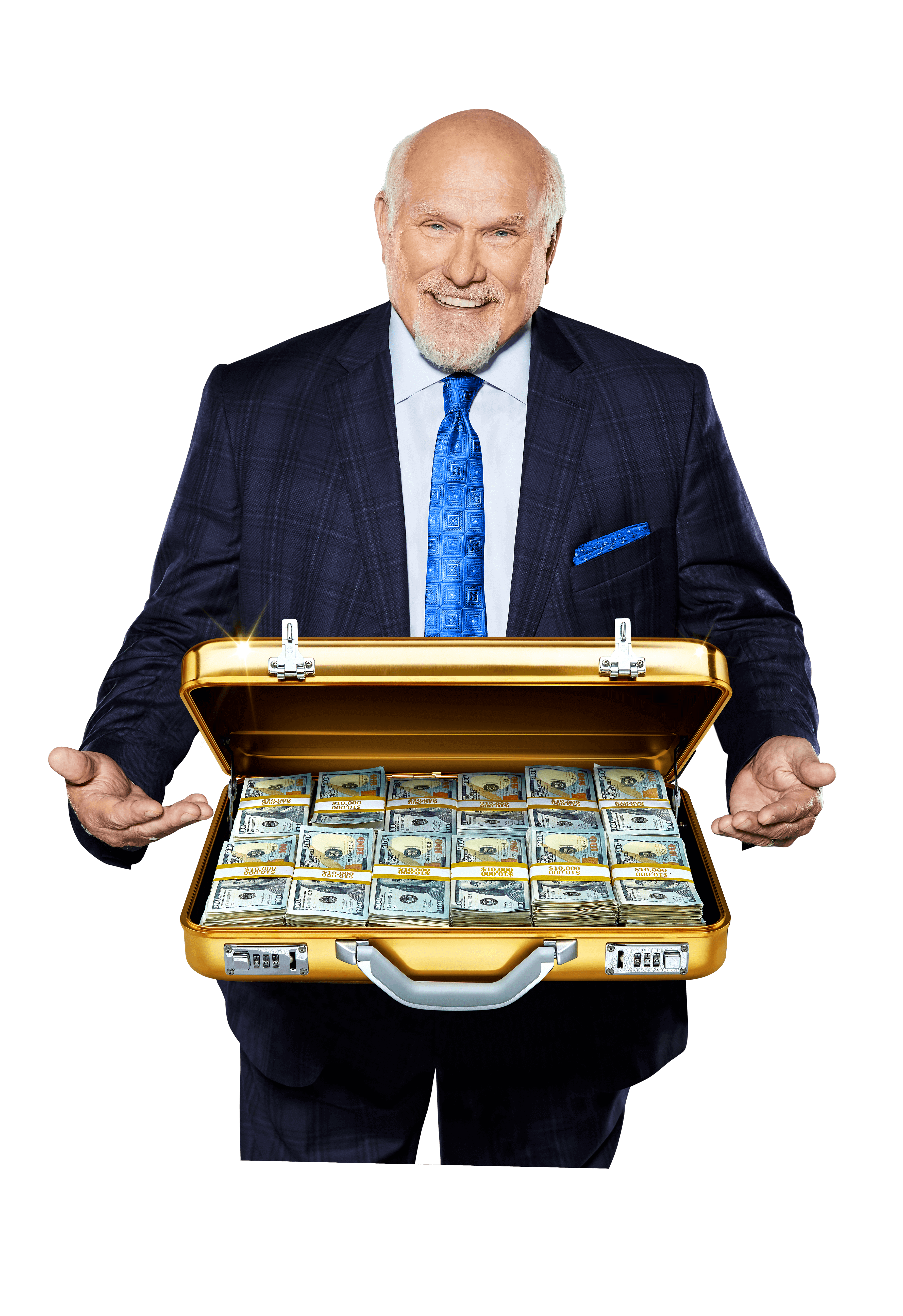 Terry shooting cash